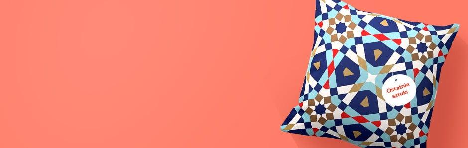 Ostatnie sztuki → Pościel i tekstylia