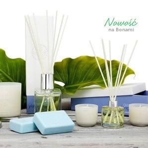 Świeczki, lampy aromatyczne i dyfuzory