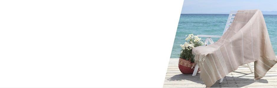 Stylowo i wygodnie na plaży