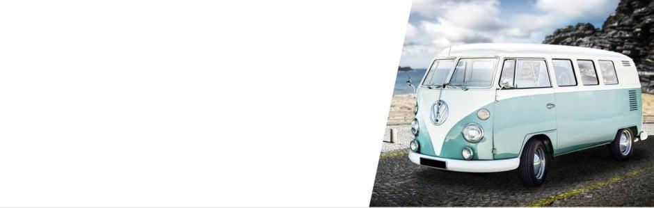Uwaga, jedzie retro Volkswagen!
