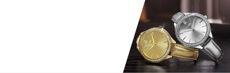 Ponadczasowe zegarki Cluse