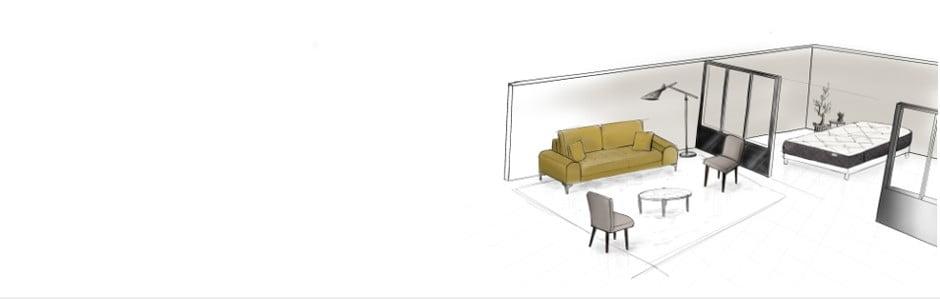 Sofa, materac i krzesła dojadalni w super cenie!