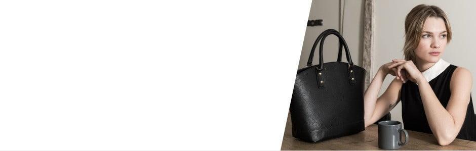 Skórzane torebki Carla Belotti