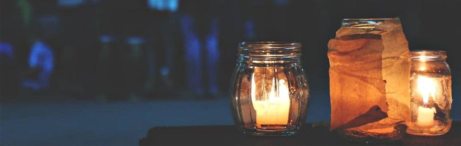 Świeczki, którymi się nie poparzysz