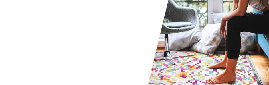 Dywany olśniewające kolorami