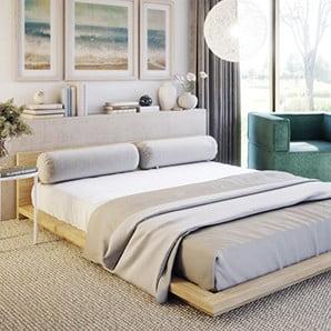 Łóżka, komody, pościele