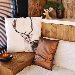 Duńskie meble z litego drewna sosnowego