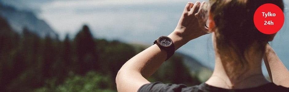 Zegarki z drewna? Naturalnie!