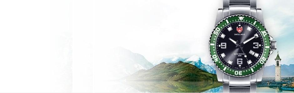 Zegarki Swiss Eagle