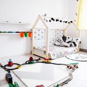 Łóżka w kształcie domków