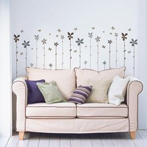 Naklejki dekoracyjne i stylowe lustra
