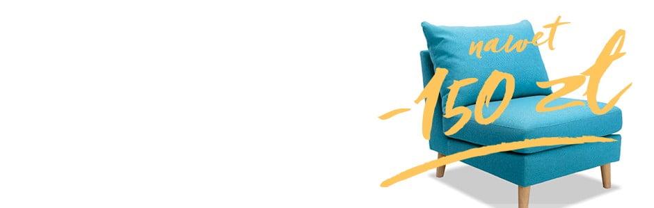 Najwygodniejsze fotele z atrakcyjną zniżką