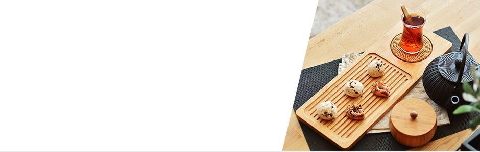 W bambusowym stylu