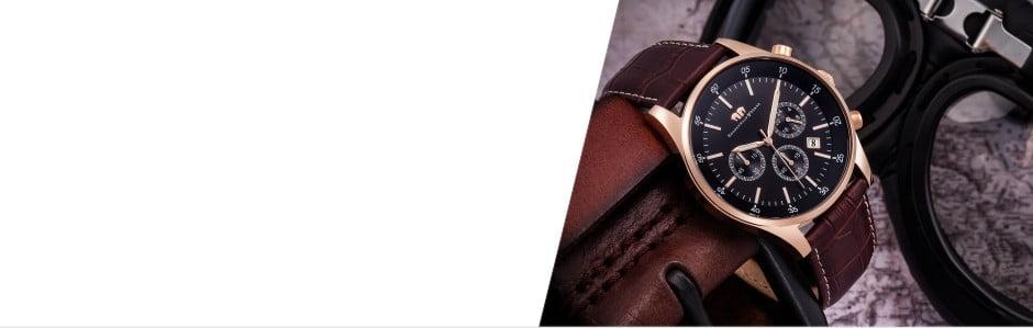 Niemieckie zegarki Rhodenwald & Söhne