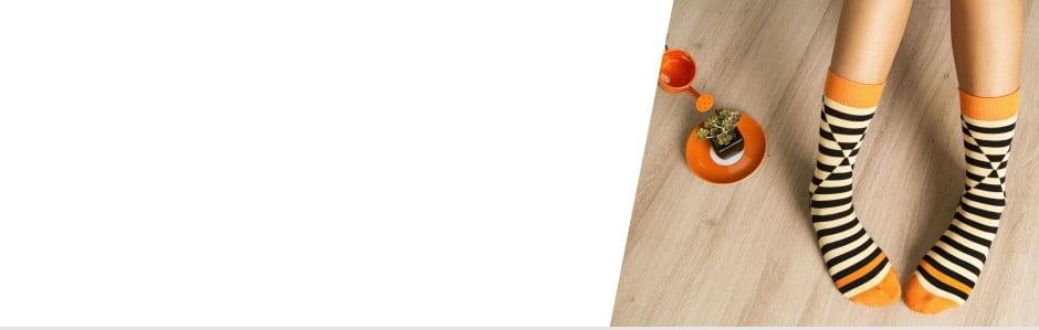 Skarpetki Ballonet: kolorowo i ciepło