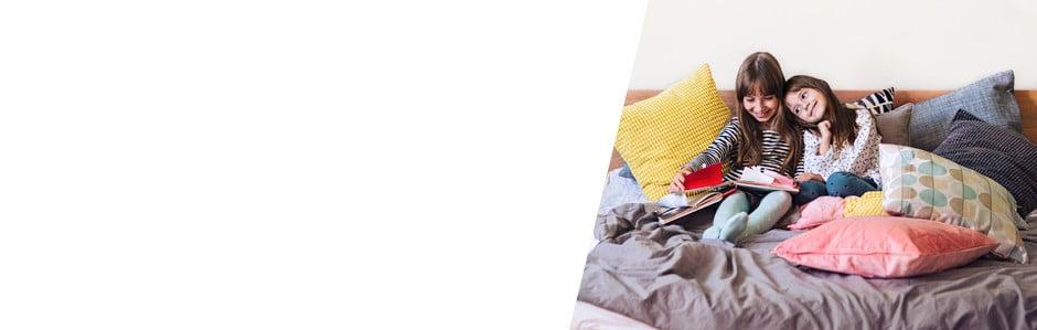 Poduszki, które uszczęśliwiają