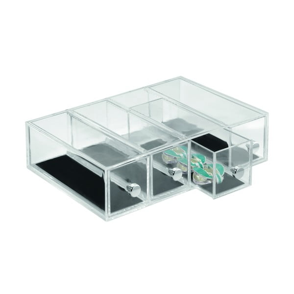 Organizer InterDesign Clarity, 25 x 18 cm