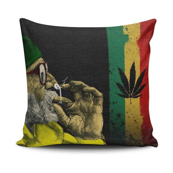 Poduszka z wypełnieniem Reggae no. 1, 45x45 cm