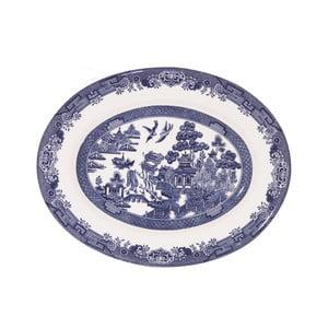 Talerz do serwowania Blue Willow, 31 cm