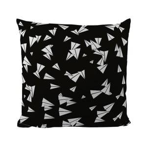 Poduszka Black Shake Let's Fly, 50x50 cm