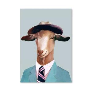 "Plakat ""Goat"", 30x42 cm"