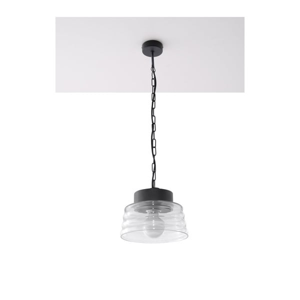 Lampa wisząca Avila Transparent