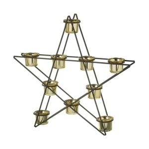 Świecznik na 10 świeczek Parlane Star