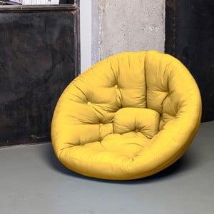 Fotel rokładany Karup Nest Amarillo