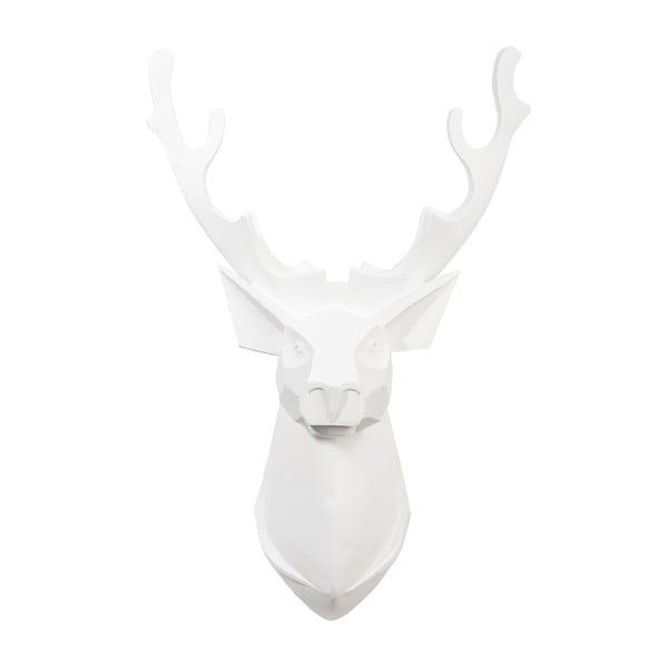 Dekoracja Reindeer, biała
