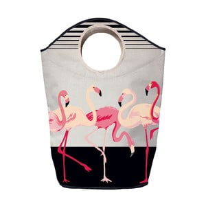 Kosz na pranie Butter Kings Flamingos Under