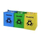 Zestaw 3 toreb do segregacji odpadów Premier Housewares