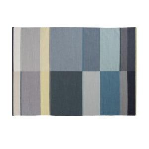 Wełniany dywan Leus Mix, 140x200 cm