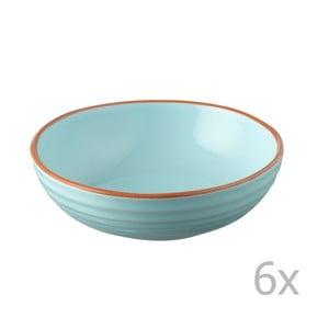 Komplet 6 misek Jamie Oliver 17 cm, niebieski