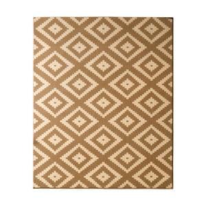 Beżowy dywan Hanse Home Hamla Diamond, 80 x 150 cm