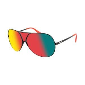 Męskie okulary przeciwsłoneczne Just Cavalli Metal Black