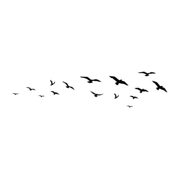 Naklejka Fanastick Flight of Seagulls