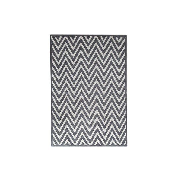 Dywan Ziggy Grey Ivory, 152x91 cm