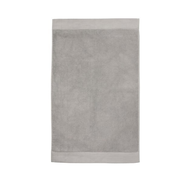 Szary dywanik łazienkowy Seahorse Pure, 50x90cm