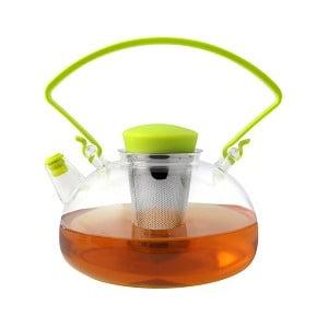 Dzbanek do herbaty z sitkiem Vialli Design Amo, 1 l