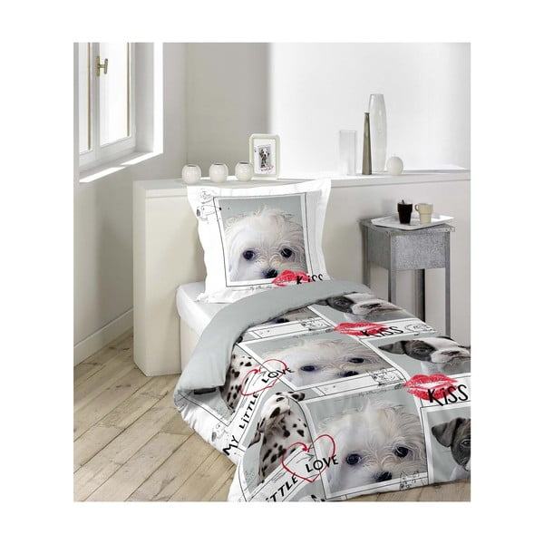 Pościel Baby Dog, 140x200 cm