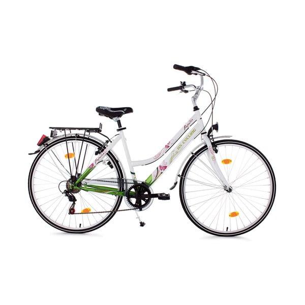 "Damski rower City Bike Papilio White, 26"""