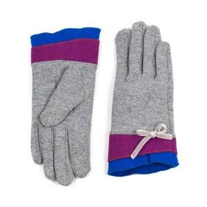 Rękawiczki Bow Grey