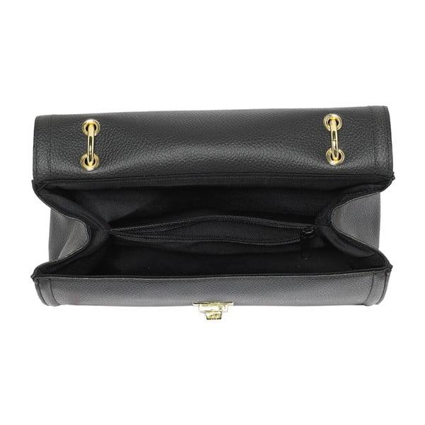Skórzana torebka Andrea Cardone 933 Black