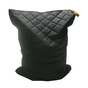 Worek do siedzenia Overseas Quilt Handle Black