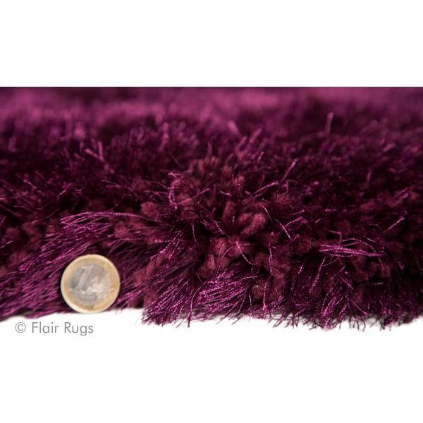 Dywan Pearl 80x150 cm, śliwkowy