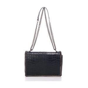Czarna torebka skórzana Lisa Minardi Cosma