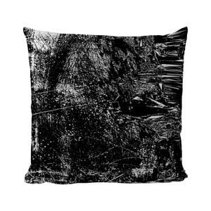 Poduszka Black Shake All Black, 50x50 cm