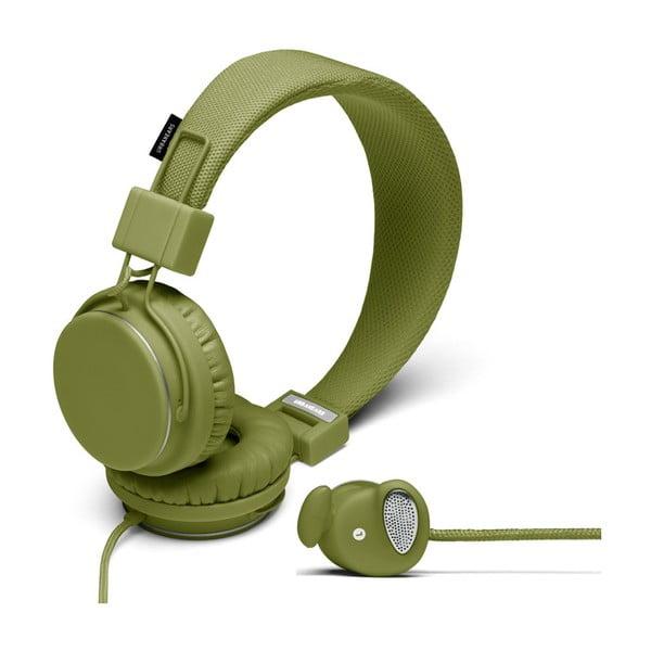 Słuchawki Plattan Olive + słuchawki Medis Olive GRATIS
