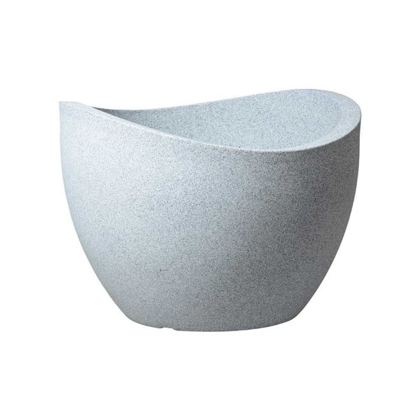 Donica ogrodowa Globe 30 cm, granit