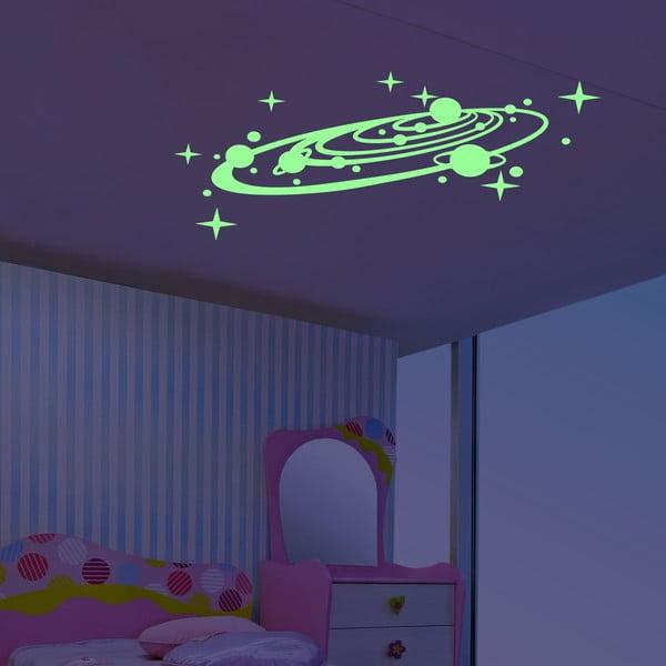 Naklejka świecąca Fanastick The Galaxy
